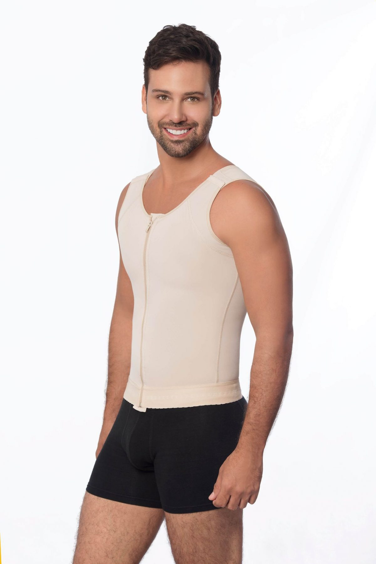 b61660375f Male Compression Vest - Contour Fajas
